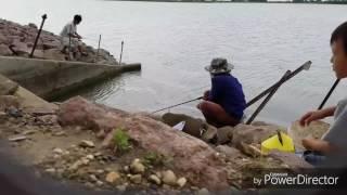 White Bass Fishing SD 2016