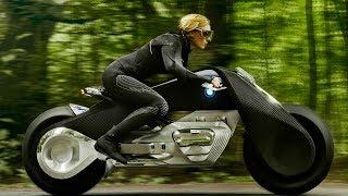 کیهان لندن - موتورسیکلتهای پیشرفتهای که در راهاند