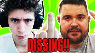 FAVIJ VS CICCIOGAMER: I MIGLIORI DISSING DI YOUTUBE ITALIA!