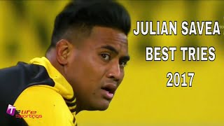 JULIAN SAVEA BEST TRIES 2017