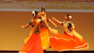 Centenary Celebration of KLE 'S Society - Kathak performance by Shinjini Kulkarni and Group