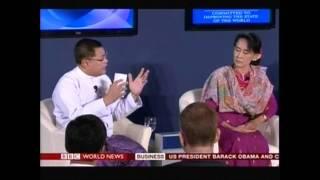 BBC World Debate  Burma )