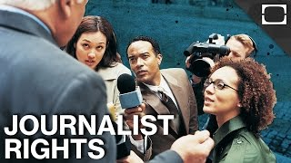 What Rights Do Journalists Have?