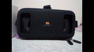 فتح صندوق نظاارة الواقع الافتراضي شاومي 🤔🤔Unboxing Xiaomi VR