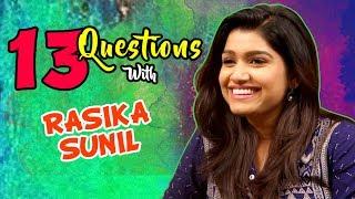 13 Questions With Rasika Sunil | Majhya Navaryachi Bayko | Zee Marathi Serial