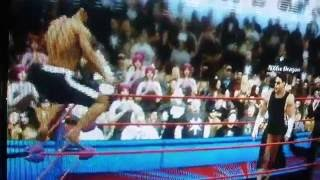 WWE 2k16 Smell My Socks2, NXGx Dragon. vs blackmarshmelow, BigTaurusCam Elimination Tornado Tag Rank