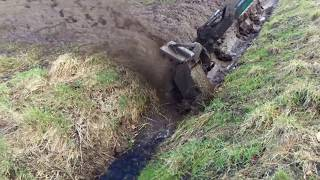 Rotary Ditch Cleaner | GreenTec GR 70 (EN)