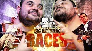 BIG BROTHERS RACES: Puro Delirio con Gare con 16 giocatori!!!