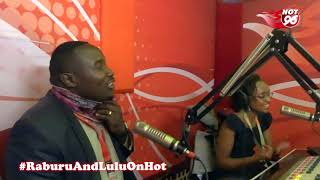 Raburu reacts to Timmy Tdat and Otile Brown's song Wembe
