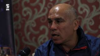 محمد يوسف يتحدث عن مواجهة وفاق سطيف