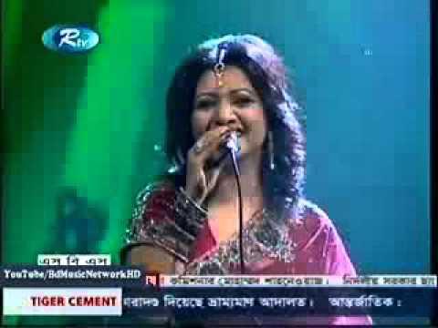 আখি আলমগীর এর জনপ্রিয় গান বাবুজী    Folk Song HD