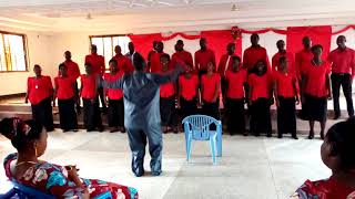 Mungu Mkuu by Bernard Mukasa-Kwaya ya Mt Yakobo Mkuu Mtume Mbande