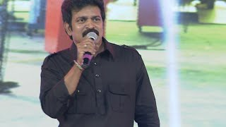 Brahmaji Super Words About NTR @ Janatha Garage Audio Launch || NTR, Samanth, Mohanlal
