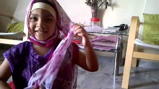 hijabista wit adik maira