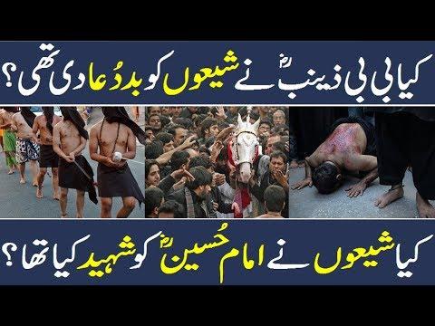 Shia History   Azadari History   Bibi Zainab history   Imam Hussain history   Karbala History   Urdu