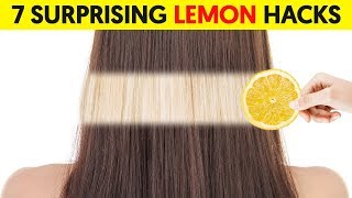 7 Surprising Uses of Lemon You Probably Never Knew Of