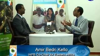 Eye Health Hero - Alemayehu Sisay, ORBIS
