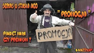 """Servis u Stasia ACO """"Promocja"""" Odc.21 Wazzup :)"""