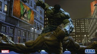 The Incredible Hulk Ending Scene
