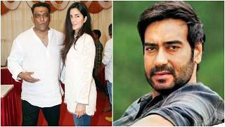 Katrina Attends Saraswati Puja | Ajay Shoots At YRF Again