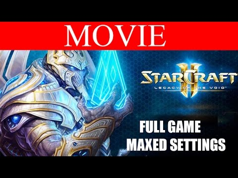 Xxx Mp4 StarCraft 2 Legacy Of The Void Full Movie All Cutscenes And Cinematics HD Ultra Gameplay 1080p 3gp Sex