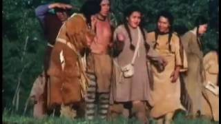 THE LEGEND OF WALKS FAR WOMAN Nick Mancuso & Raquel Welch 1982