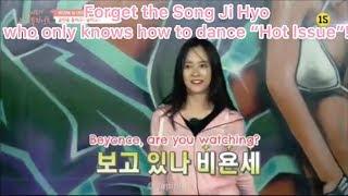 SONG JI HYO dance cover SINGLE LADY (Beyonce) |SJH's Beautiful Life ep 7 |송지효/宋智孝/송지효의뷰티풀라이프| engsub
