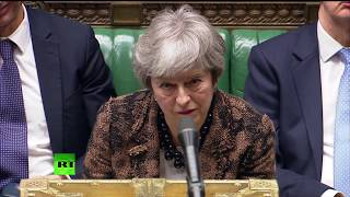LIVE: Theresa May updates MPs in the Commons on her #BrexitDeal Plan B
