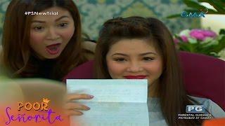 Poor Señorita: Baby's love letter