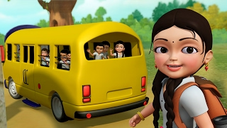 Chalo picnic par chaley | Hindi Rhymes for Children | Infobells