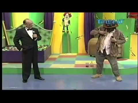 Ruso y piero en platanito show.