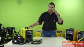 Máquina de Corte Plasma Cut 40 V8 BRASIL - Loja do Mecânico