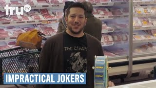 Impractical Jokers - Inappropriate Touching Game