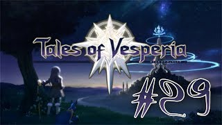 Tales of Vesperia PS3 English Playthrough with Chaos part 29: VS Dreaded Giant