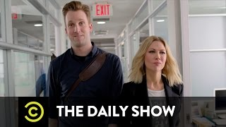Jordan Klepper vs. Desi Lydic Drag Race: The Daily Show