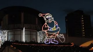 There's a problem with Brighton's Christmas lights