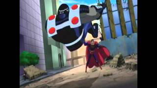 The Power of Post-Crisis Superman HD