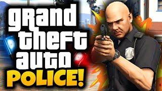 GTA 5: Police Mod! - (GTA 5 Mods Funny Moments)
