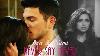 Ben & Ciara (CIN) ♥ Never Say Never