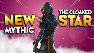 THE CLOAKED STAR - New Mythic Ninja Review - Fortnite Save the World PVE