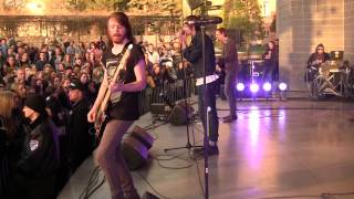The Maine performs