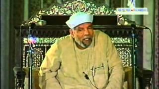 25- تفسير سورة هود - الاية ( 110 - 112 ) - محمد متولي الشعراوي