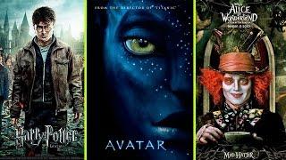 أكبر 20 فيلم حصدا للإيرادات فى تاريخ السينما العالمية