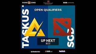 TaskUs Titans vs SGD Game 1   The International 8 SEA Open Qualifiers #2 Battle for 3rd Slot