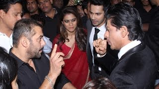 Colors Stardust Awards 2015 Red Carpet | Salman Khan, Shahrukh Khan & more | Full video