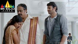 Mirchi Movie Naagineedu Prabhas Scene | Prabhas, Anushka, Richa | Sri Balaji Video