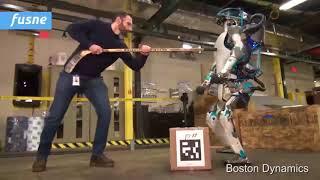Novo robô é capaz de dar mortal e tem movimentos humanos