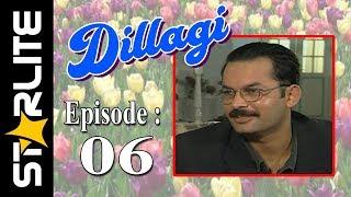 Dillagi, Episode 06, Top Pakistani Drama,URDU Comedy, Drama Serial Kashif Mehmood, Naseem Vicky