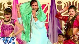 घाम लगता ऐ राजा - Chait Me Chonhali | Khesari Lal Yadav | Bhojpuri Chaita Song 2016