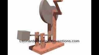 Leonardo da Vinci Inventions - The Cam Hammer